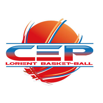 Logo CEP Lorient BasketBall